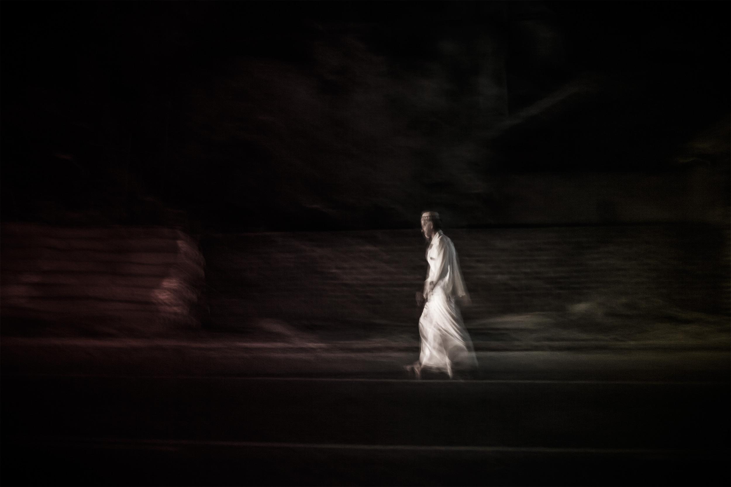 Sri Lanka Ghost Walker