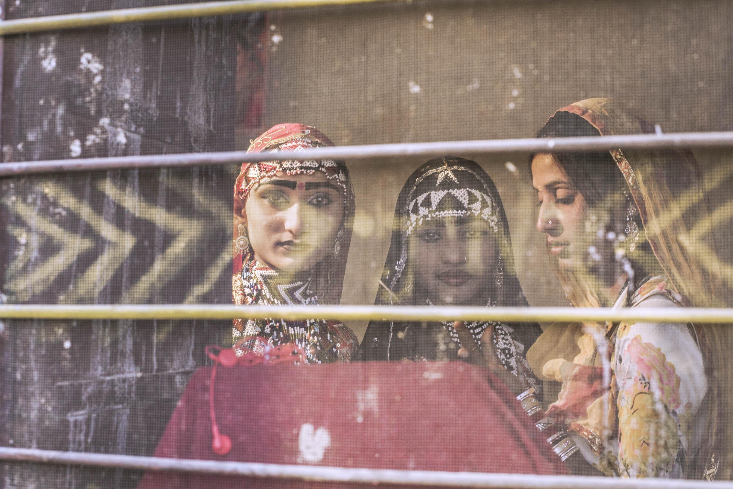 Gypsy Dancers