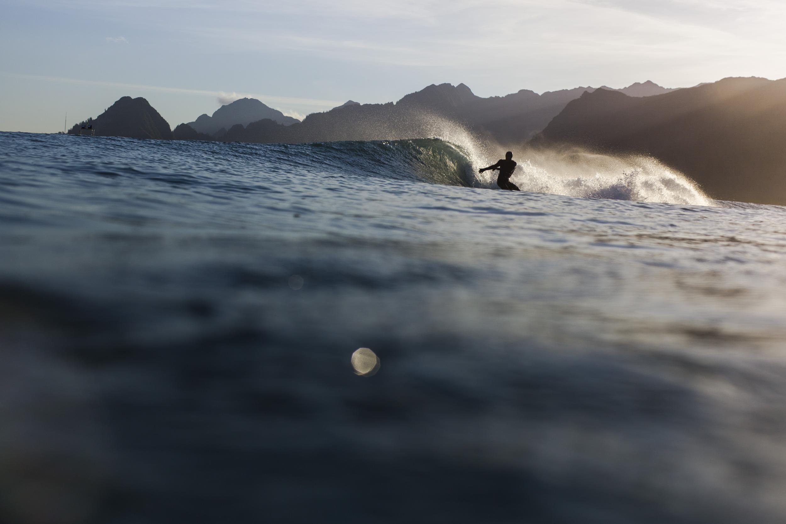 8 – Alaska Surf