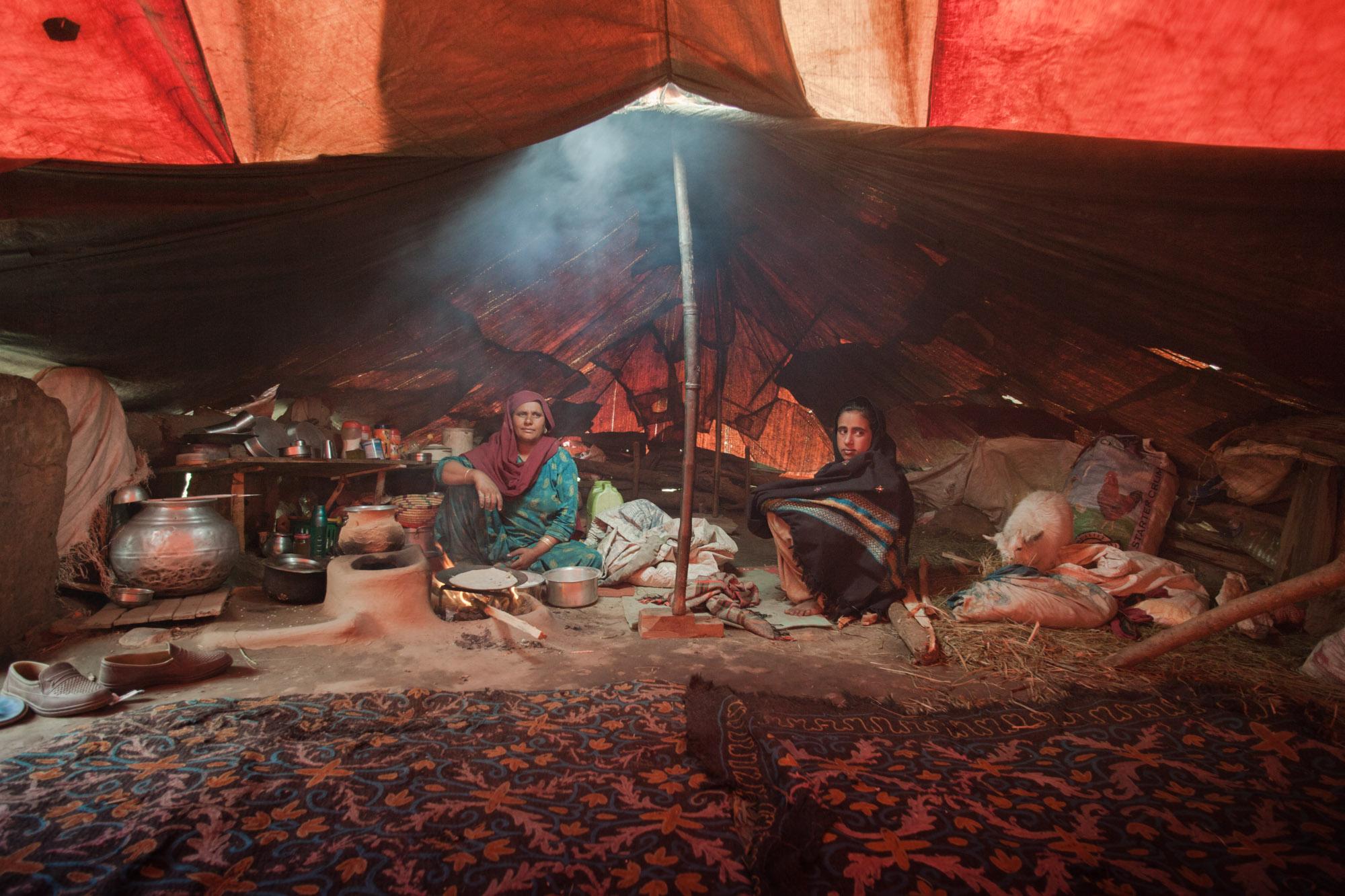 7 – Bakarwal Camp