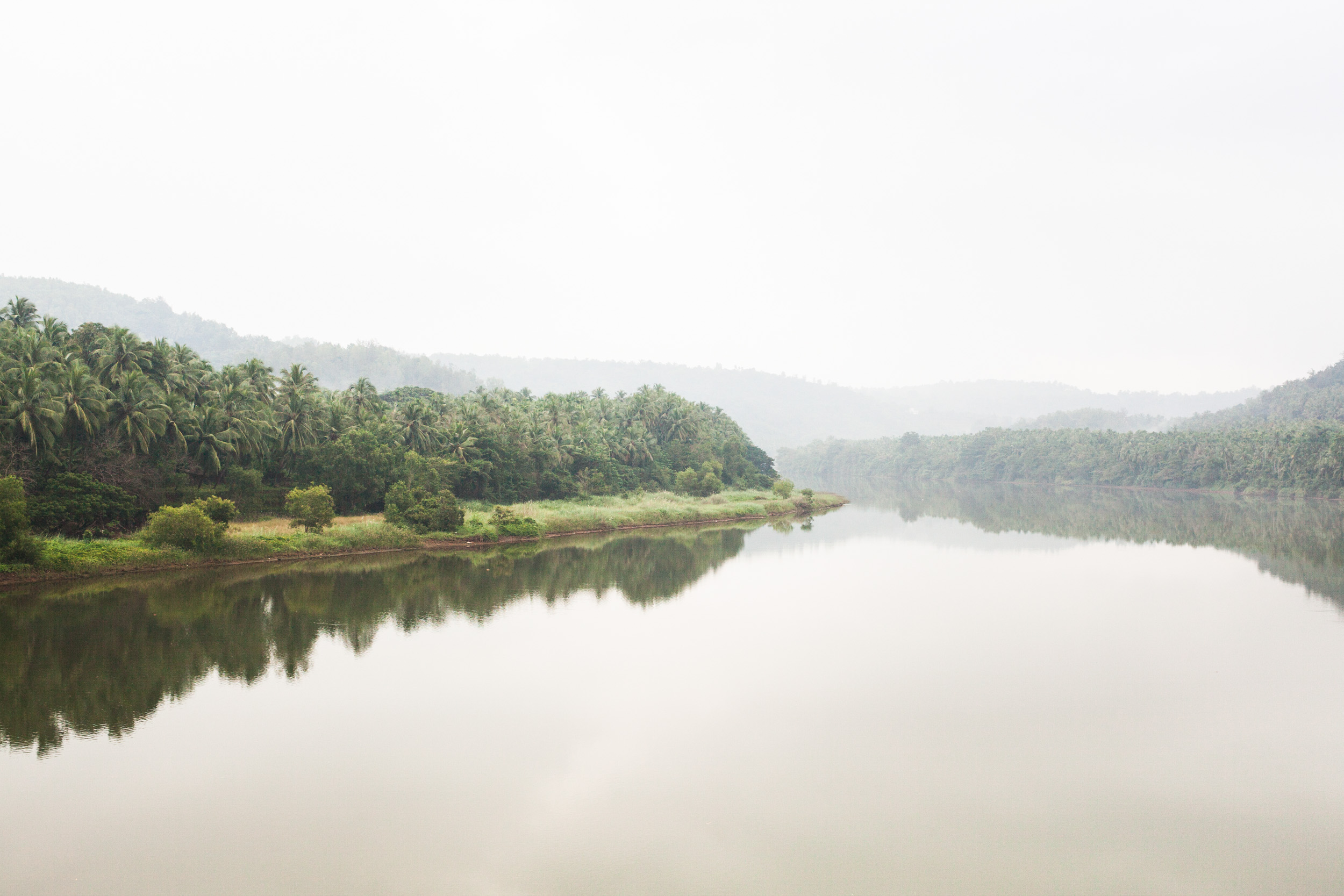 6 – Konkan View of River