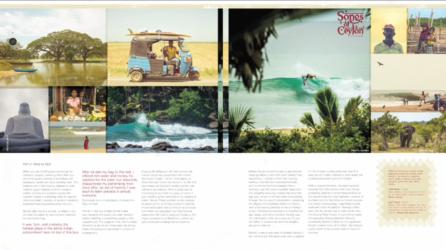 Damaged Goods Zine - Feature Story - Songs of Ceylon