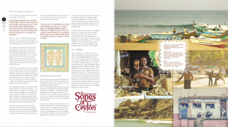 Damaged Goods Zine - Feature Story - Songs of Ceylon