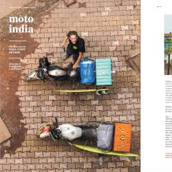 Damaged Goods Magazine - Moto India - India Photography - Ozzie Hoppe