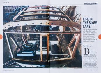 Outlook Business - Feature Story - Life in the Slow Lane