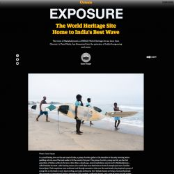 Outside Magazine - The World Heritage Site - Ozzie Hoppe