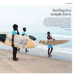 Silkwinds - Surfing in a Temple Town
